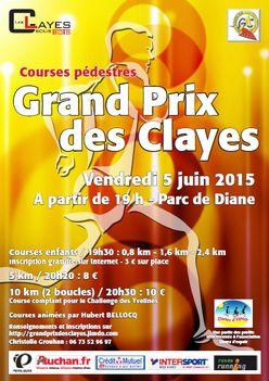 Grand Prix des Clayes 2015