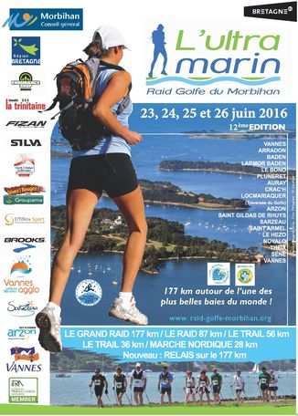 RAID Golfe Morbihan 2016