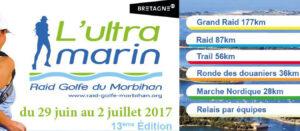 RAID Ultra Marin Golfe du Morbihan