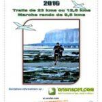 Trail Côte d'Albâtre