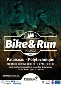 Bike n' Run de Palaiseau