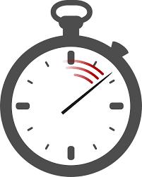 Temps officiel / temps réel