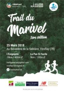 Trail du Marivel