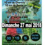 Trail du Château de Verneuil 2018