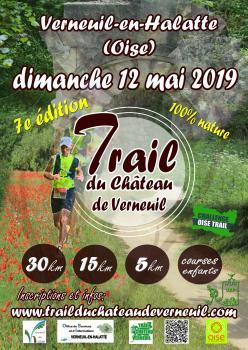 Trail du Château de Verneuil