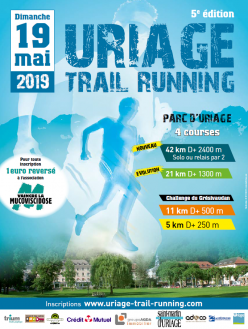 Trail d'Uriage