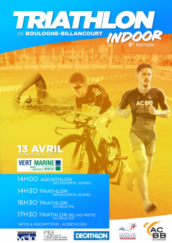 Triathlon indoor ACBB