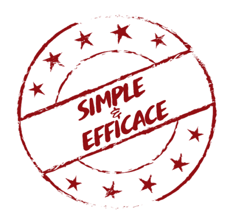 Simple & efficace